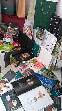 Печать каталогов цена