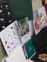 Буклеты брошюры печать